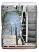Waterwheel Duvet Cover