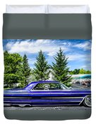 Watson - 1965 Cadillac Sedan Deville Duvet Cover