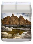 Watson Lake Arizona 11 Duvet Cover