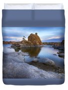 Watson Lake Arizona 14 Duvet Cover