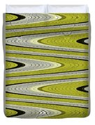 Wave Abstract Duvet Cover