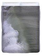 Wave Break  Duvet Cover