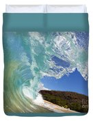 Wave Breaking Duvet Cover