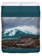 Wave Duvet Cover