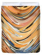 Wave  By Rafi Talby Duvet Cover