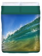Wave - Makena Beach Duvet Cover