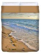 Wave Meditation Duvet Cover