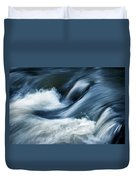 Wave Of The Veil On The River Duvet Cover