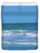 Wave Runner Duvet Cover