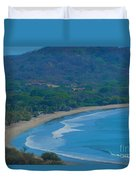 Wave To Me Duvet Cover