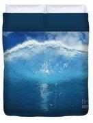Wave Tube Duvet Cover