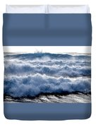 Wave Upon Wave Upon Wave Duvet Cover