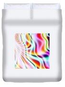Wavelengths Duvet Cover