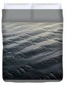 Waves In The Sand Duvet Cover