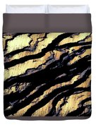 Waves Of Time 3 Duvet Cover