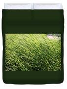 Waving Grass Duvet Cover