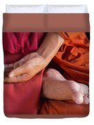 Wax Monk Duvet Cover