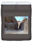 Way To Petra Duvet Cover