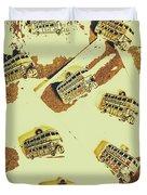 Wayback England Duvet Cover