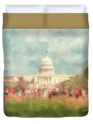 We The People Duvet Cover