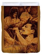 We Will Rock You Duvet Cover
