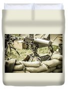 Weapons Duvet Cover
