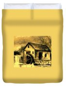 Weathering Life's Storms Duvet Cover