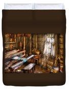 Weaver - The Weavers Room Duvet Cover