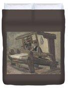 Weaver Nuenen, December 1883 - August 1884 Vincent Van Gogh 1853 - 1890 3 Duvet Cover