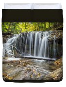Weaver's Creek Falls Duvet Cover