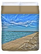 Webster Promenade Duvet Cover