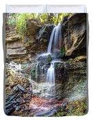 Webwood Falls Duvet Cover