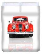 Wedding Car Duvet Cover by Jorgo Photography - Wall Art Gallery