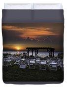 Wedding Crashers Duvet Cover