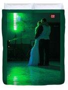 Wedding Dance Duvet Cover