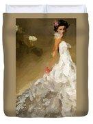 Wedding Day #0072 Duvet Cover
