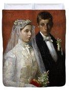 Wedding Duvet Cover