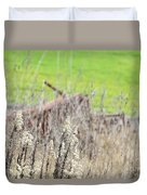 Weeds 008 Duvet Cover
