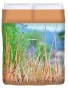 Weeds 033 Duvet Cover