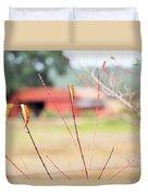 Weeds 037 Duvet Cover