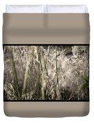 Weeds #1 - 310061 Duvet Cover
