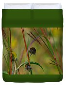 Weeds Duvet Cover