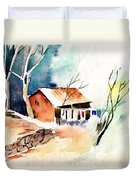 Weekend House Duvet Cover