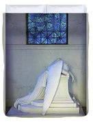 Weeping Angel Duvet Cover