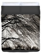 Weeping Willow Tree  Duvet Cover