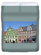 Weimar Germany - A Town Of Timeless Appeal Duvet Cover