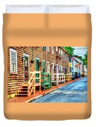 Welcome To Annapolis Duvet Cover