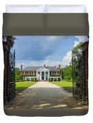 Welcome To Boone Hall Duvet Cover