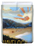 Welcome To Havelock New Zealand Duvet Cover