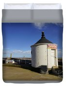 Welcome To Whitby Duvet Cover